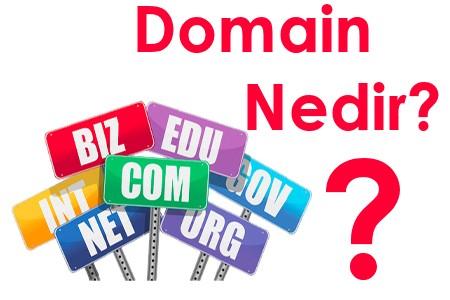 Domain Nedir ?