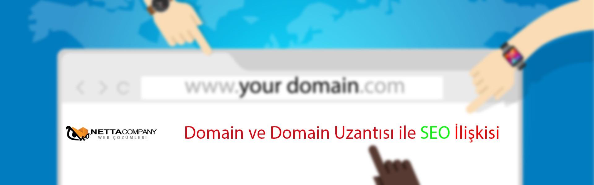 Domain ve Domain Uzantısı ile SEO İlişkisi