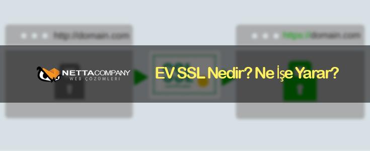 EV SSL Nedir? Ne İşe Yarar?